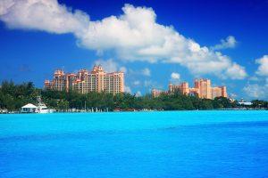 Atlantis Hotel on Bahamas Yacht Charter