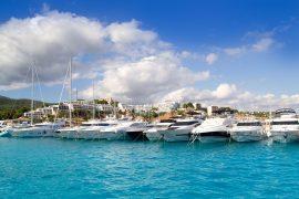 Perto Portals marina yachts
