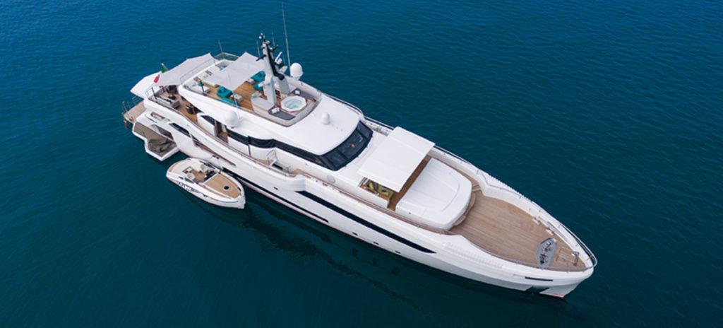 Monaco Yacht Show 2016 with Kent Chamberlain