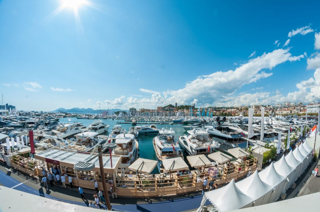 Cannes Yacht Show 2016