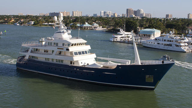 Chamberlain Yachts announces sale and delivery of Royal Denship Turmoil