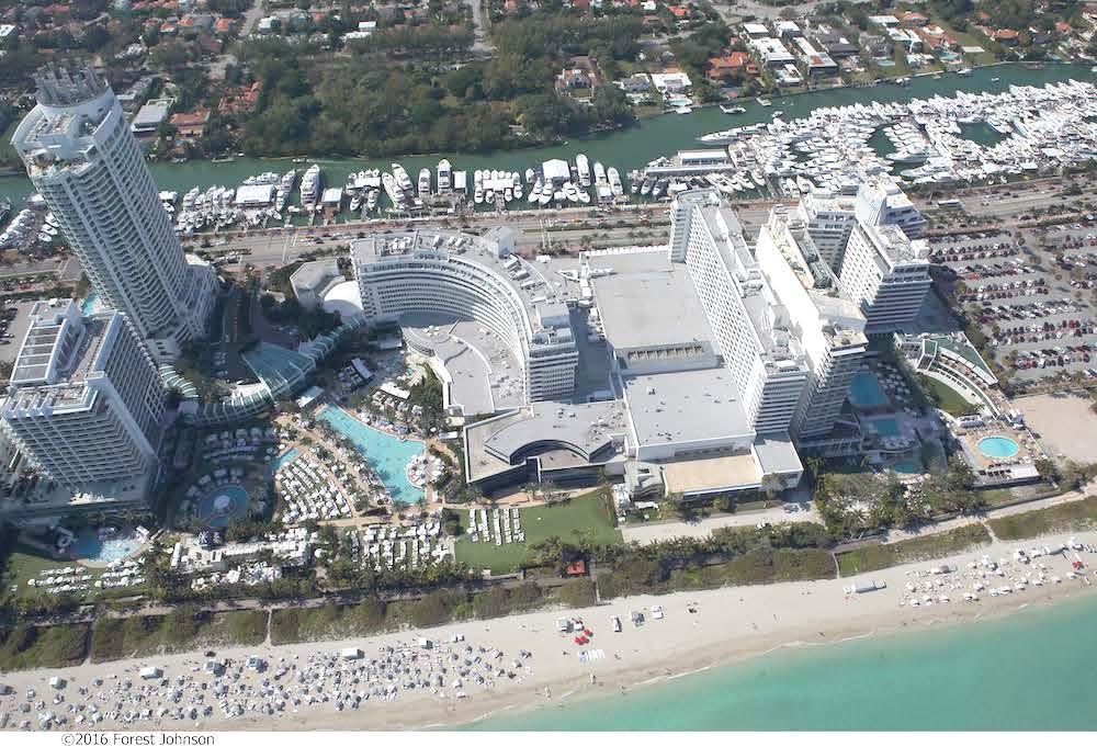 Chamberlain Yachts at Yachts Miami Beach 2017