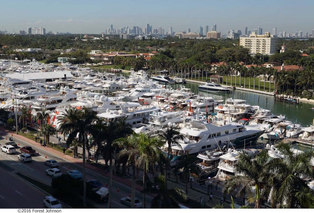Kent Chamberlain on the Best of Yachts Miami Beach 2017