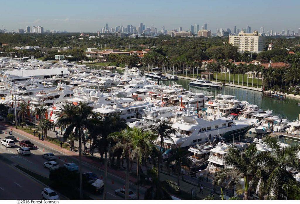 Kent Chamberlain on the Best of Yachts Miami Beach 2017