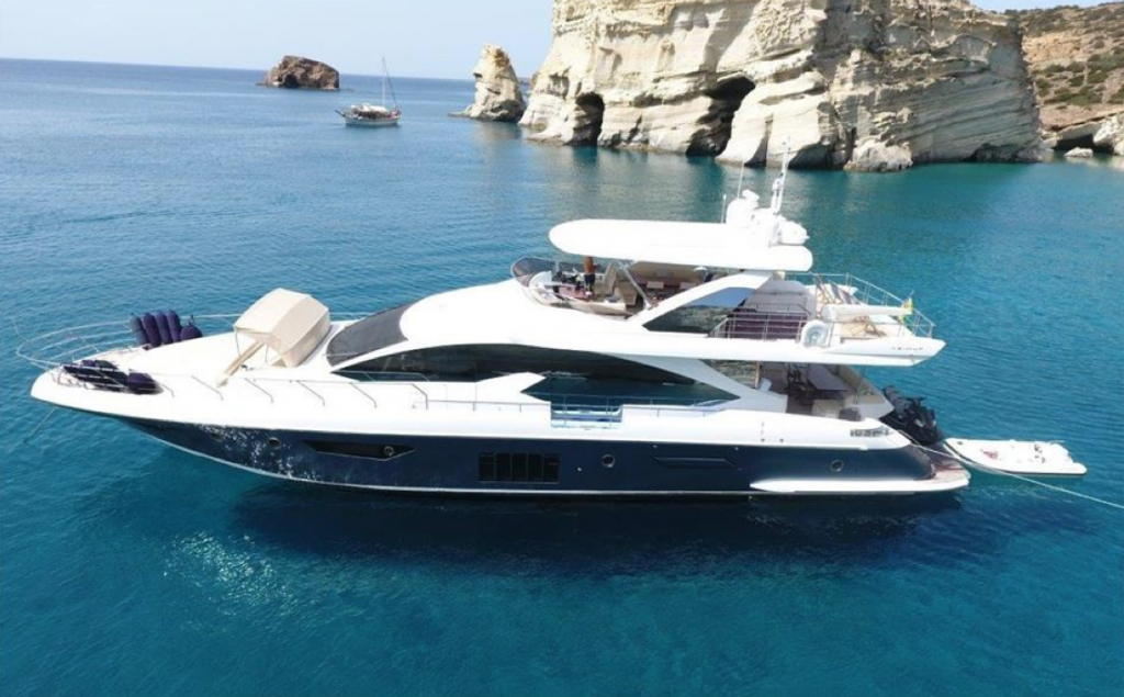 M/Y SKYE for sale