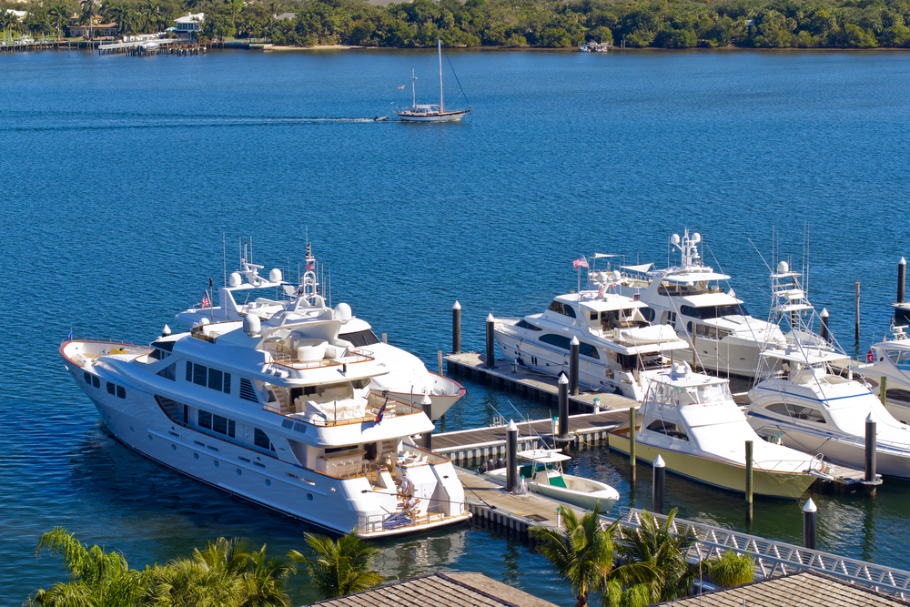 Palm Beach yachts