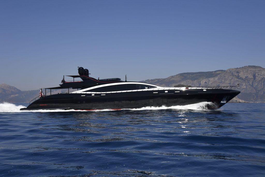 Mangusta 165E Series Motor Yacht