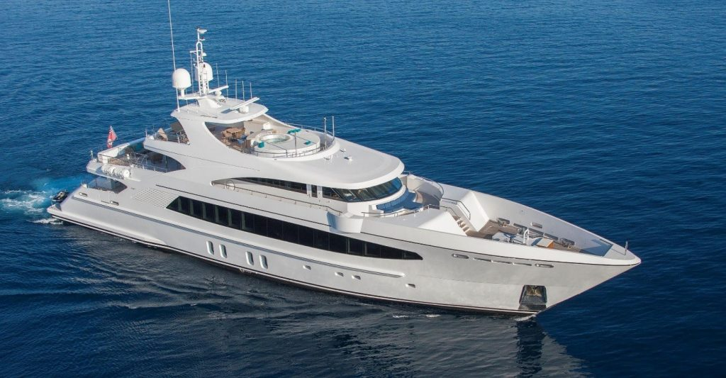 Motor yacht Australis