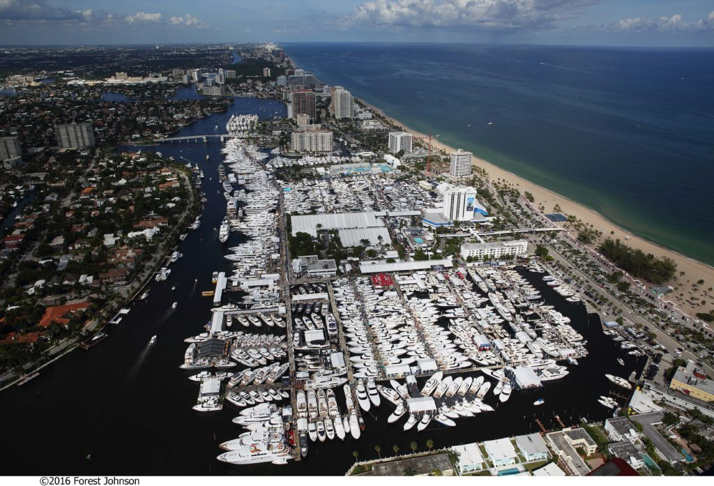 FLIBS 2018 with Chamberlain Yachts